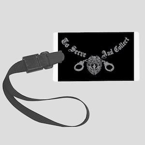 bond-teeF[1] - Copy Luggage Tag